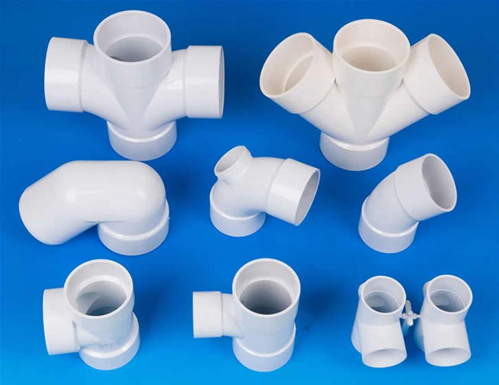 Bict qatar pvc pipes fittings in steel